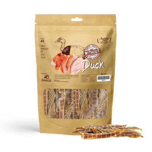 33% OFF: Absolute Bites Air Dried Duck Breast Dog Treats 150g