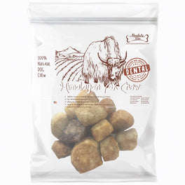 Absolute Bites Himalayan Yak Chew Nuggets Dog Treats 120g