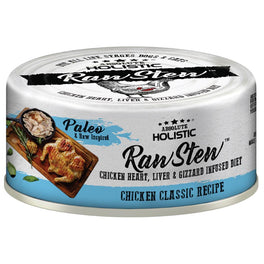 Absolute Holistic Raw Stew Chicken Classic Grain-Free Canned Cat & Dog Food 80g