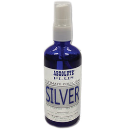 Absolute Plus Ultimate Colloidal Silver Spray 118ml