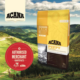 ACANA Heritage Puppy & Junior Dry Dog Food