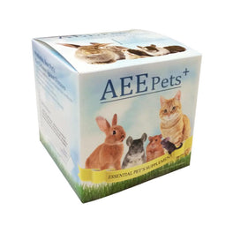 2 FOR $40: AEE Pets+ Probiotic & Prebiotic Supplement For Cats & Small Animals 30 Sachets