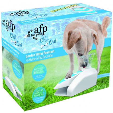 All For Paws Chill Out Garden Fountain - Kohepets