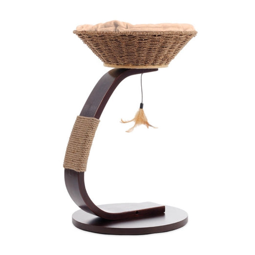 10% OFF: All For Paws Osias Single Cat Perch