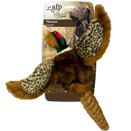 All For Paws Classic Pheasant Plush Dog Toy