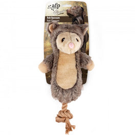 All For Paws Classic Rob The Opossum Plush Dog Toy