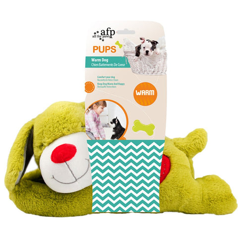 All For Paws Pups Warm Dog Dog Toy - Kohepets