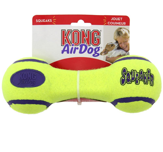 Kong Air Dog Squeaker Dumbbell Large