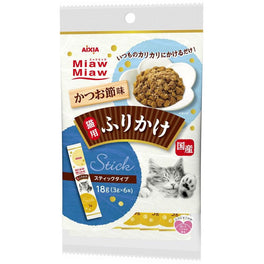 Aixia Miaw Miaw Furikake Tuna Cat Food Topping 18g
