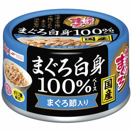 Aixia Yaizu No Maguro 100% Tuna With Dried Tuna Canned Cat Food 70g