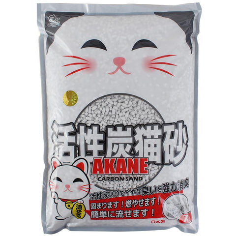 35% OFF: Akane Activated Carbon Paper Cat Litter 7L - Kohepets