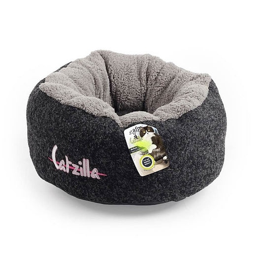 10% OFF: All For Paws Catzilla Mellow Cat Bed