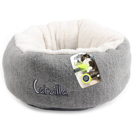 All For Paws Catzilla Mellow Cat Bed
