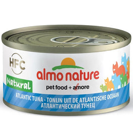 Almo Nature HFC Natural Atlantic Tuna Canned Cat Food 70g