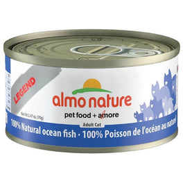 15% OFF: Almo Nature HFC Natural Oceanic Fish Canned Cat Food 70g