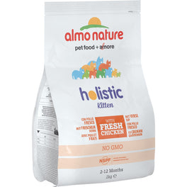 Almo Nature Holistic Kitten Chicken and Rice Dry Cat Food 2kg