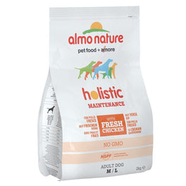 Almo Nature Holistic Medium Adult Chicken & Rice Dry Dog Food