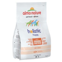 Almo Nature Holistic Medium Puppy Chicken & Rice Dry Dog Food