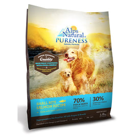 Alps Natural Pureness Holistic Small Bite Salmon Dry Dog Food