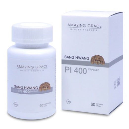 Amazing Grace Sang Hwang PI 400 Supplement for Cats & Dogs 60 caps - Kohepets