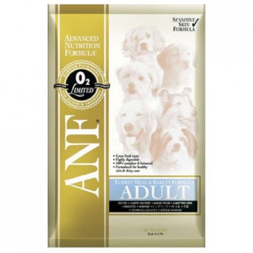 ANF Turkey Meal & Barley Dry Dog Food