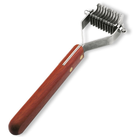 20% OFF: Artero Complements Wooden Handle Super Coat 10 Blades Pet Dematter