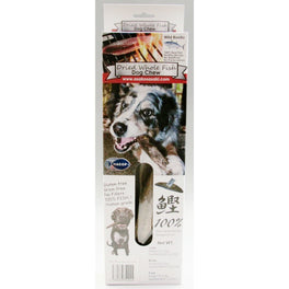 AsakoSasaki Dried Whole Fish Bonito Dog Chew Treat