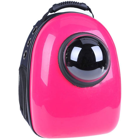 Petcomer Astronaut Capsule Backpack Pet Carrier - Kohepets