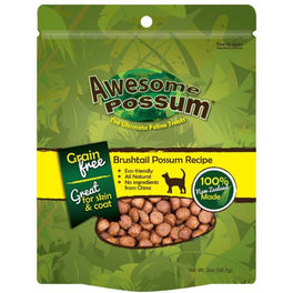 Awesome Possum Brushtail Possum Grain Free Cat Treats 2oz