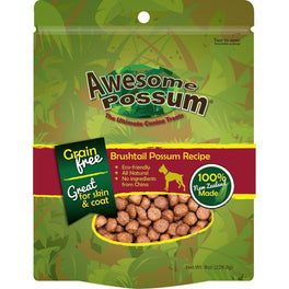 Awesome Possum Brushtail Possum Grain Free Dog Treats 8oz