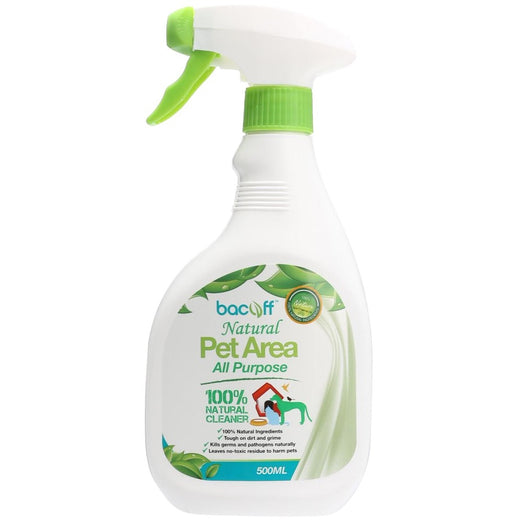 Bacoff Natural Pet Area All Purpose Cleaner Spray 500ml