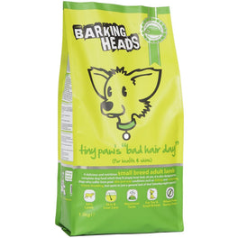 Barking Heads Tiny Paw's Bad Hair Day Dry Dog Food