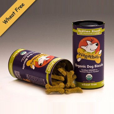 Wagatha's Organic Bedtime Biscuits - Kohepets