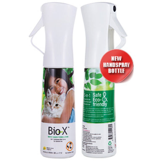 Bio-X 3-In-1 Water Based Spray 300ml - Kohepets