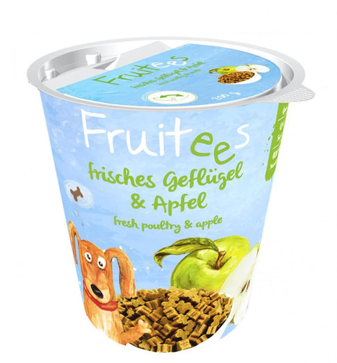 Bosch Finest Snack Fruitees Apple Dog Treats 200g - Kohepets
