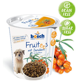 Bosch Finest Snack Fruitees Sea Buckthorn Dog Treats 200g