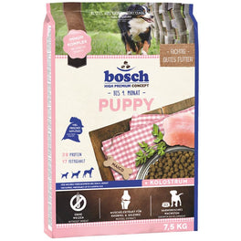 Bosch High Premium Puppy Dry Dog Food 7.5kg