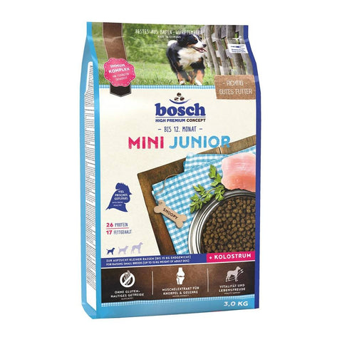 Bosch High Premium Mini Junior Dry Dog Food