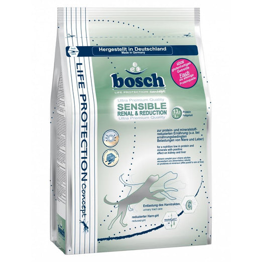 Bosch Life Protection Sensible Renal & Reduction Dry Dog Food