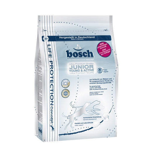 Bosch Life Protection Junior Young & Active Dry Dog Food