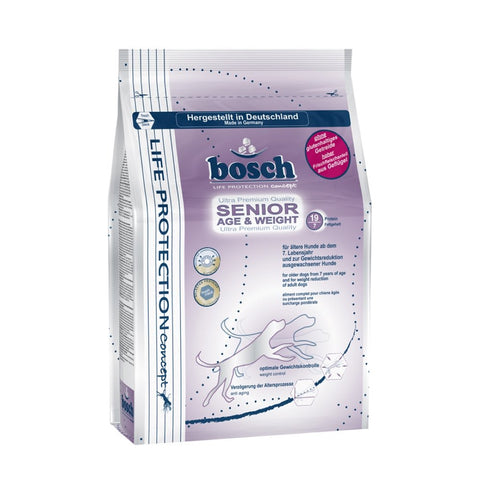 Bosch Life Protection Senior Age & Weight Dry Dog Food - Kohepets