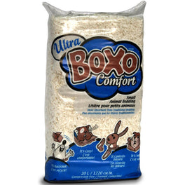 Boxo Ultra Comfort White Paper Bedding
