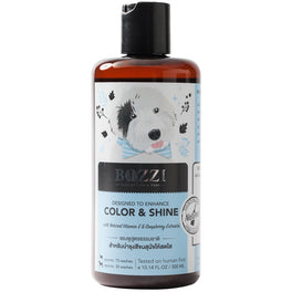 Bozzi Odor & Fleas Control Color & Shine Dog Shampoo 300ml