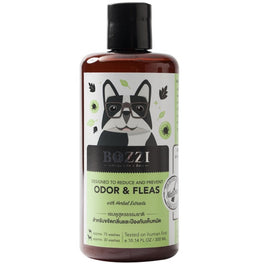 Bozzi Odor & Fleas Control Original Dog Shampoo 300ml