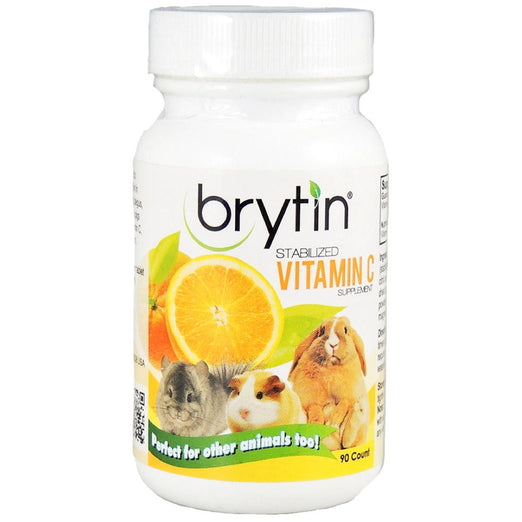 Brytin Stabilized Vitamin C Supplements 90ct - Kohepets