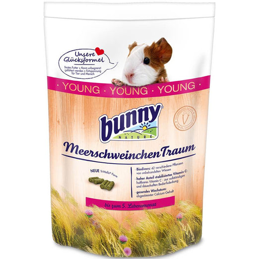 Bunny Nature Dream Young Guinea Pig Food