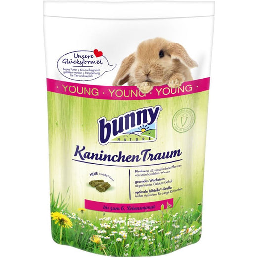 Bunny Nature Dream Young Rabbit Food 1.5kg