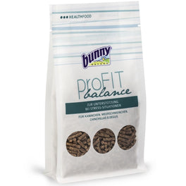 Bunny Nature Pro-Fit Balance Folivores Supplementary Small Animal Food 150g