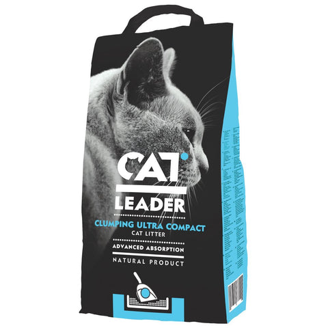 Cat Leader Premium Clumping Clay Cat Litter - Kohepets