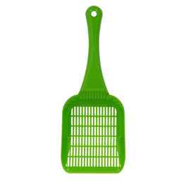 Cat Love Litter Scoop In Green